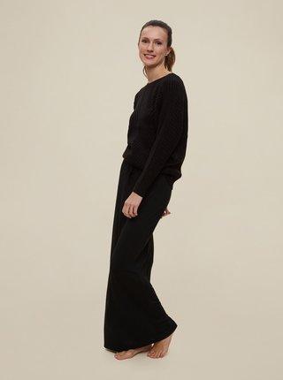 Čierna maxi sukňa Dorothy Perkins