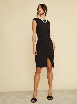 Čierne púzdrové šaty ZOOT Lauren