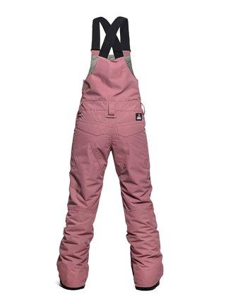 Horsefeathers STELLA NOCTURNE dámské zimní kalhoty - růžová