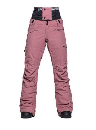 Horsefeathers LOTTE NOCTURNE dámské zimní kalhoty - růžová