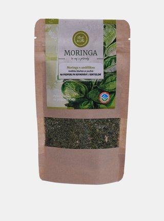 Bylinná směs Moringa olejodárná s andělikou Herb & Me (30 g)