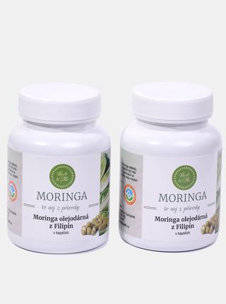 Moringa kapsle Herb & Me - Dvouměsíční kúra (180 ks)