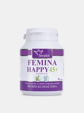 Přírodní kapsle Serafin - Femina happy 45+ (90 kapslí)