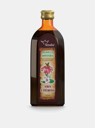 Bylinný čajový koncentrát Serafin - Stres a vyčerpání (250 ml)