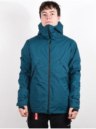 Billabong EXPEDITION DEEP TEAL zimní pánská bunda - modrá