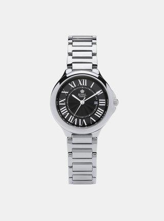 Dámské hodinky s nerezovým páskem ve stříbrné barvě  Royal London 2018