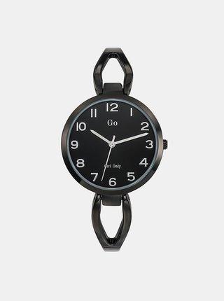 Černé dámské hodinky Girl Only