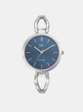Dámské stříbrné hodinky Girl Only