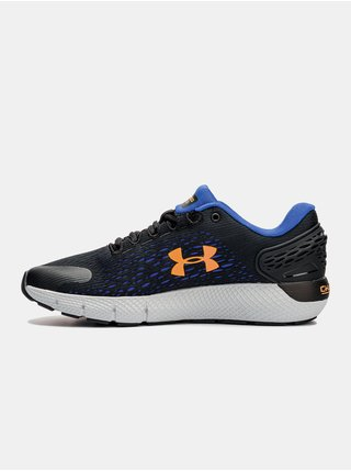 Černé boty Under Armour GS Charged Rogue 2