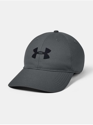 Šedá kšiltovka Under Armour UA Men's Baseline Cap
