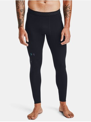 Čierné legíny Under Armour UA Rush CG 2.0 Leggings