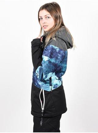 Rehall DORLA Oak Grey zimní dámská bunda - modrá