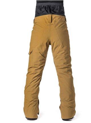 Horsefeathers ALBA cumin dámské zimní kalhoty - hnědá