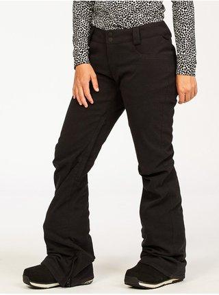 Billabong TERRY black dámské zimní kalhoty - černá