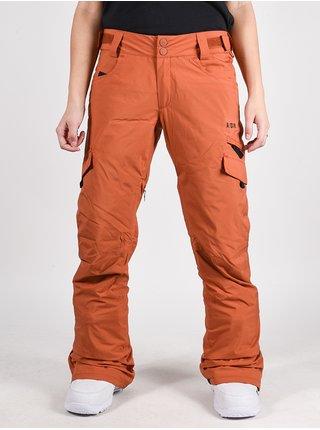 Billabong NELA AUBURN dámské zimní kalhoty - oranžová