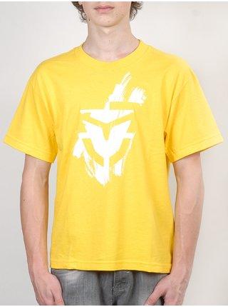 Vehicle BRUSH yellow dětské triko s krátkým rukávem - žlutá