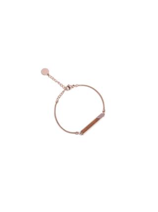 Náramek REA Bracelet Rectangle XS/S 14-18 cm BeWooden