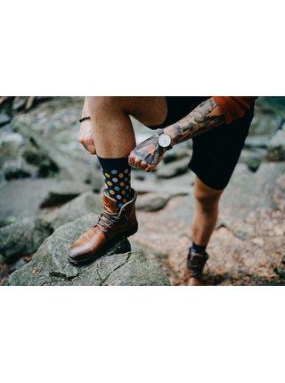 Ponožky s puntíky Circles Socks BeWooden