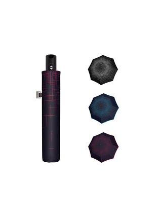 Doppler Magic Carbonsteel Passion dámský luxusní plně automatický deštník - Šedá