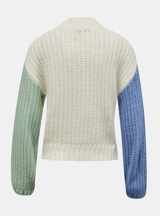 Krémový sveter TALLY WEiJL