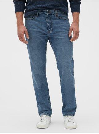 Modré pánské džíny GAP Straight