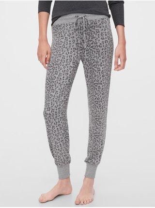 Šedé dámské pyžamové kalhoty GAP