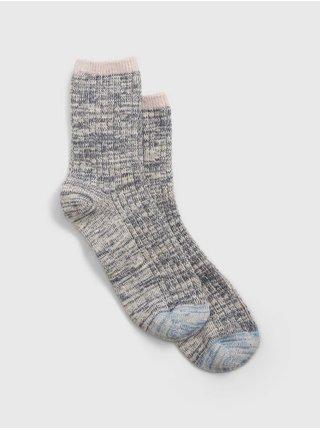 Šedé dámske ponožky GAP