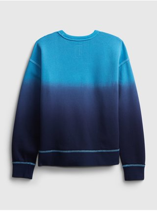 Modrá chlapčenská mikina GAP