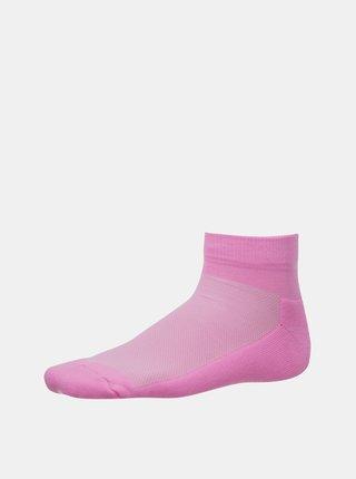 Ružové dámske členkové ponožky SAM 73