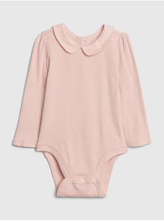 Ružové dievčenské body GAP