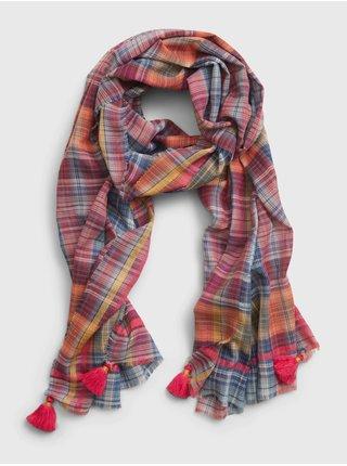 Barevný dámský šátek GAP