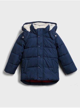 Modrá chlapčenská bunda GAP