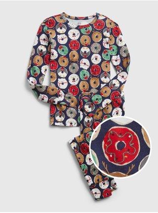 Farebné dievčenské pyžamo GAP