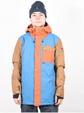 Billabong ARCADE ROYAL zimní pánská bunda - modrá