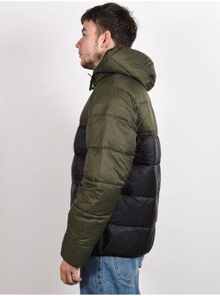 Element ALDER AVALANCHE forest night zimní pánská bunda - černá