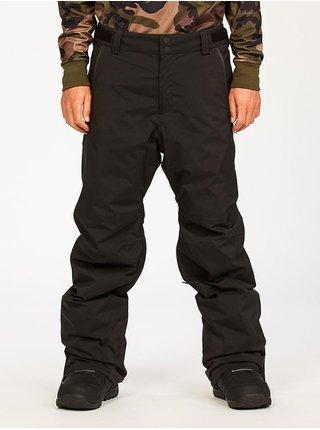 Billabong COMPASS black pánské zimní kalhoty - černá