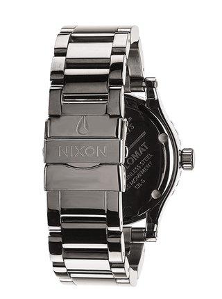 Nixon DIPLOMAT SS POLISHEDGUNMETALLUM analogové sportovní hodinky