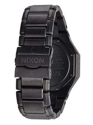Nixon TANGENT ALLBLACK analogové sportovní hodinky - černá