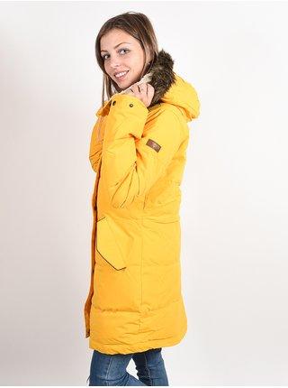 Roxy ELLIE GOLDEN ROD zimní dámská bunda - žlutá