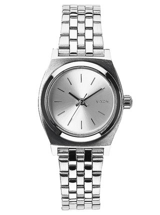 Nixon SMALL TIME TELLER ALLSILVER analogové sportovní hodinky