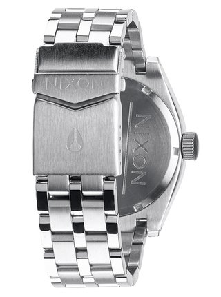 Nixon MONOPOLY ALLSILVERCRYSTAL analogové sportovní hodinky