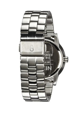 Nixon SMALL KENSINGTON black analogové sportovní hodinky