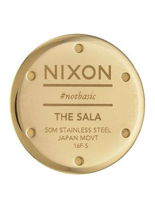 Nixon SALA SILVERPEARL analogové sportovní hodinky