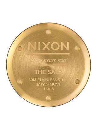Nixon SALA GOLDWHITE analogové sportovní hodinky