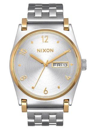 Nixon JANE SILVERGOLD analogové sportovní hodinky