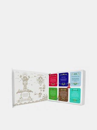 Luxusní papírová kolekce čajů English Tea Shop 48 ks