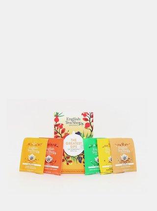 English Tea Shop Mix čajů Ty nejlepší doušky 40 g, 20 ks bio English Tea Shop