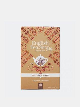 Čaj Cejlonská skořice English Tea Shop 20 ks