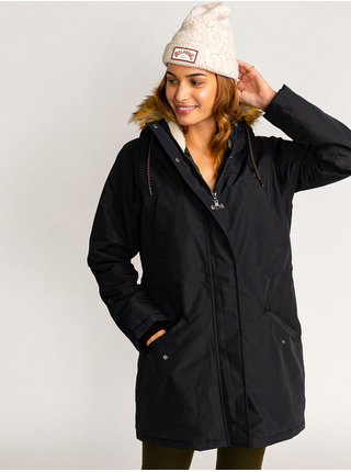 Billabong COLDER WEATHER black zimní dámská bunda - černá