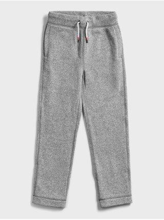 Šedé chlapčenské nohavice GAP